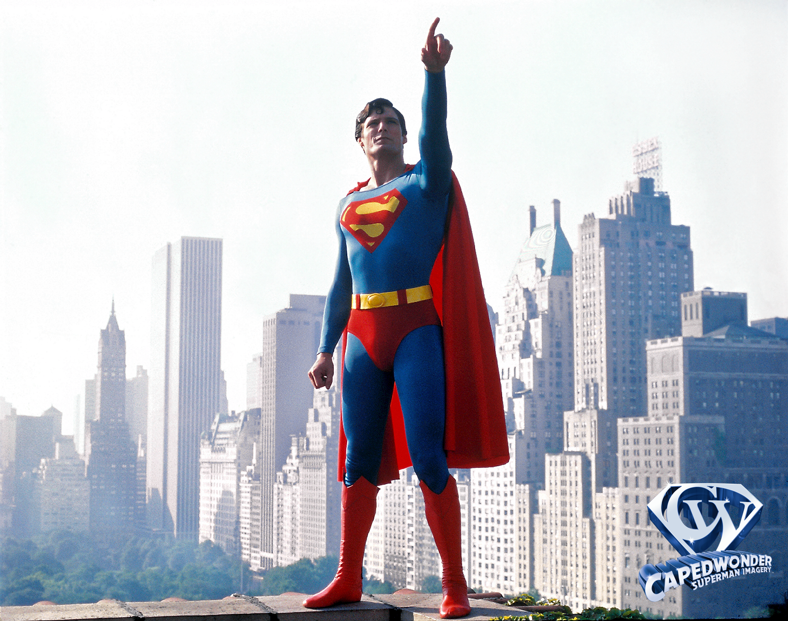 CW-STM-Superman-pointing