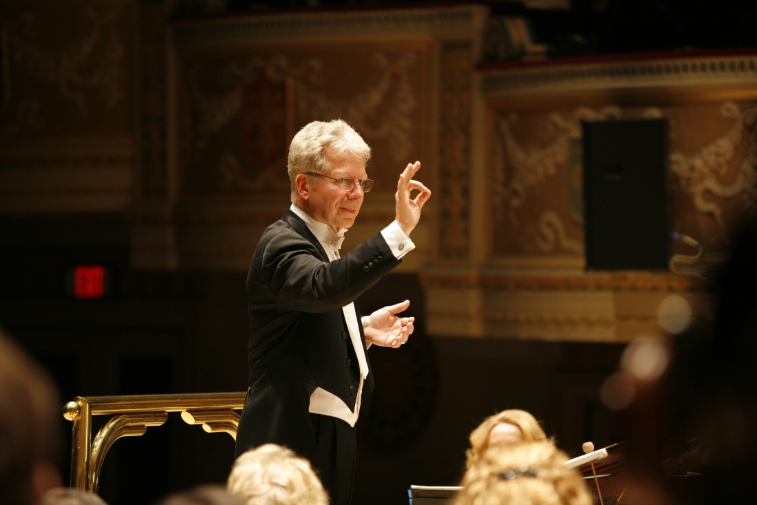 John Mauceri @ Detroit Symphony Orchestra January '07